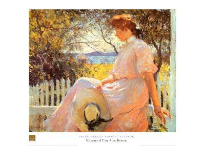 Eleanor-Frank Weston Benson-Art Print