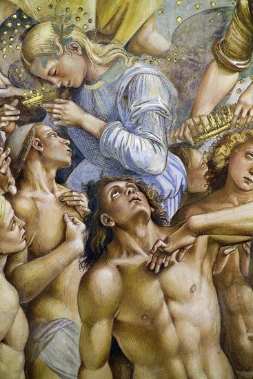 Elect, from Last Judgment Fresco Cycle, 1499-1504-Luca Signorelli-Giclee Print