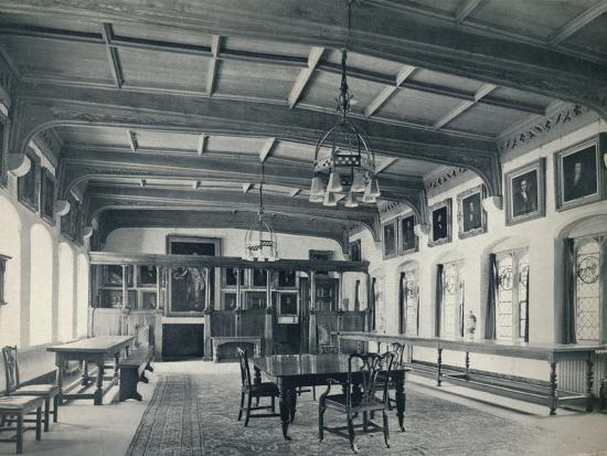 'Election Hall', 1926-Unknown-Photographic Print