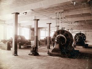 Electric Generator Station