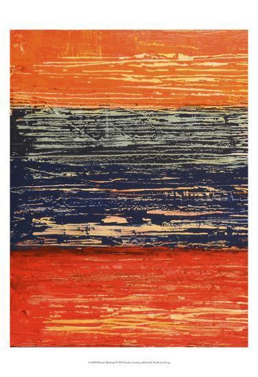 Electric Morning I-Natalie Avondet-Art Print