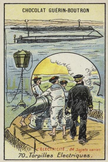 Electric Torpedoes--Giclee Print