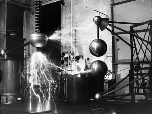 Electricity Generated in Laboratory
