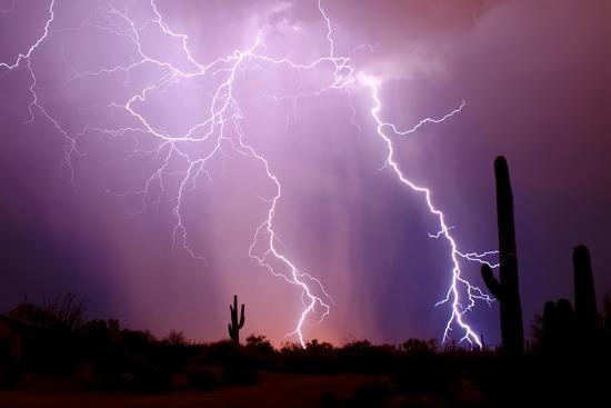 An electrifying photo