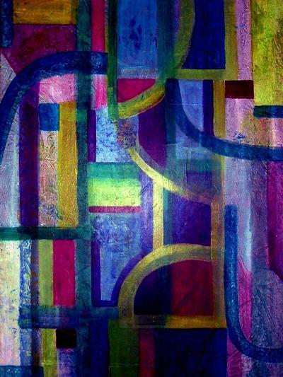 Elegance-Ruth Palmer-Art Print