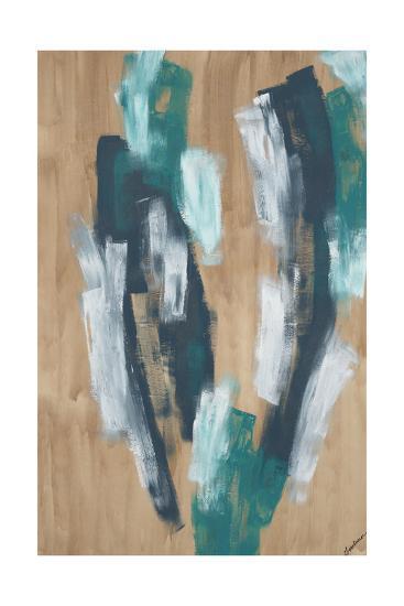 Elegant Gesture-Jolene Goodwin-Giclee Print