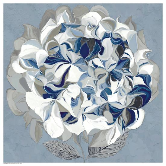 Elegant Hydrangea II-Sally Scaffardi-Art Print