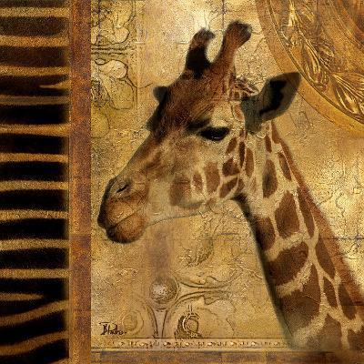 Elegant Safari III-Patricia Pinto-Art Print