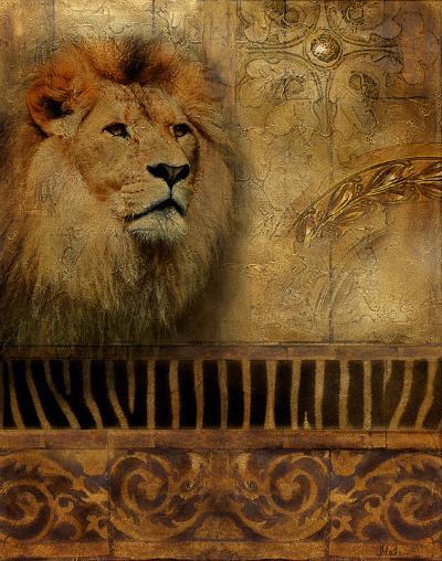 Elegant Safari IV-Patricia Pinto-Art Print