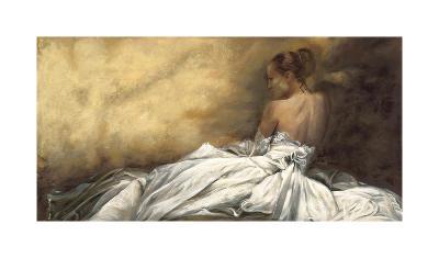 Eleganza in Bianco-Andrea Bassetti-Giclee Print