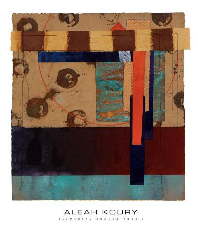 Elemental Connections I-Aleah Koury-Art Print