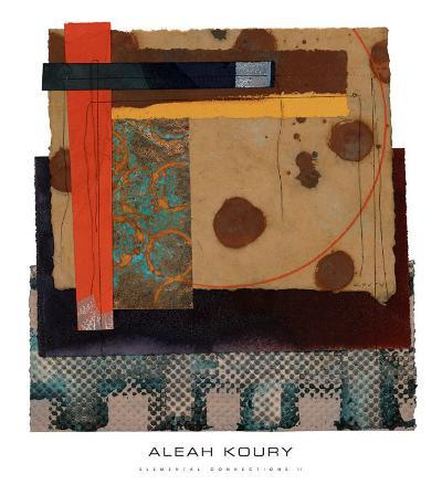 Elemental Connections II-Aleah Koury-Art Print