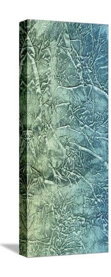 Elements (Blue)-J^ McKenzie-Stretched Canvas Print