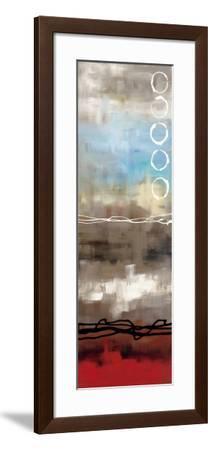 Elements I-Laurie Maitland-Framed Art Print