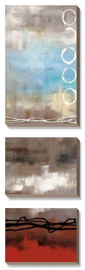Elements I-Laurie Maitland-Canvas Art Set