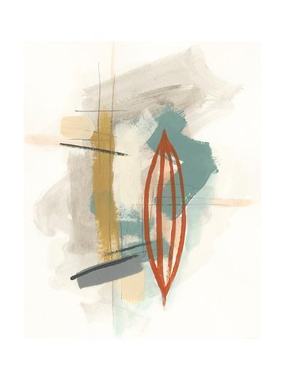 Elements I-June Erica Vess-Art Print