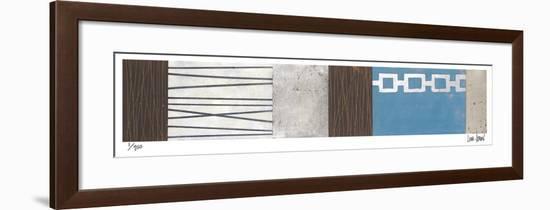 Elements II-Leigh Jordan-Framed Giclee Print