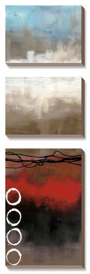 Elements II-Laurie Maitland-Canvas Art Set
