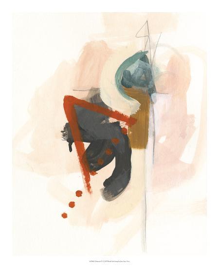 Elements IV-June Erica Vess-Giclee Print