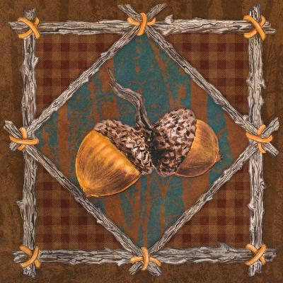 Elements of Nature V-Linda Baliko-Art Print