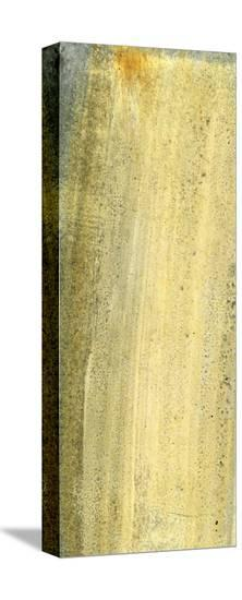 Elements (Yellow)-J^ McKenzie-Stretched Canvas Print