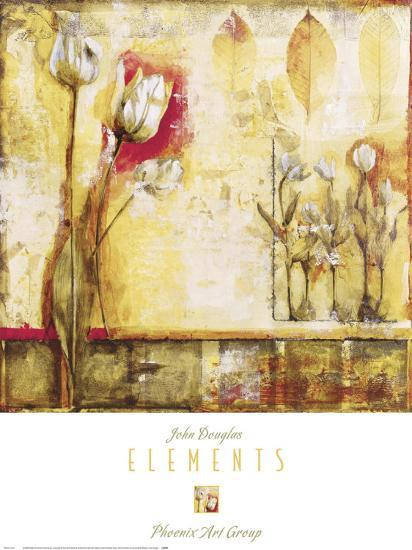 Elements-John Douglas-Art Print