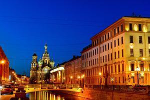 St Petersburg by Elen33