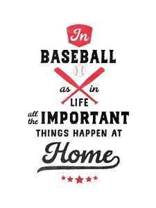 Baseball by Elena David