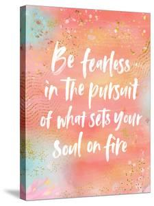Be Fearless by Elena David