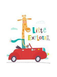 Little Explorer by Elena David
