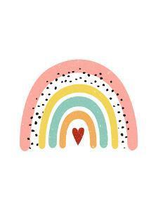 Rainbow by Elena David