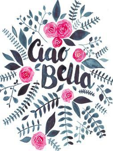Ciao Bella by Elena O'Neill