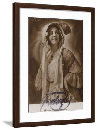 Elena Polewitzkaja--Framed Photographic Print