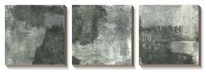 Grey Abstract by Elena Ray