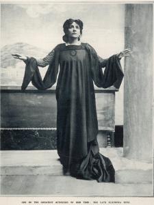 Eleonora Duse (1858-1924)