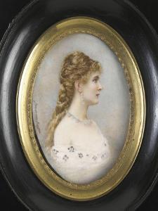 Eléonore d'Uckermann, belle-soeur de l'artiste