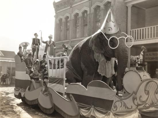 Elephant Float--Photo