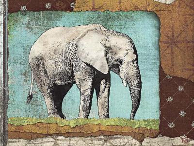 Elephant-Gwena?lle Trolez-Art Print