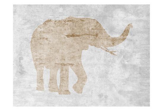 Elephant-Sheldon Lewis-Art Print