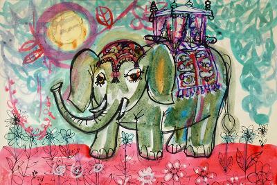 Elephant-Brenda Brin Booker-Giclee Print