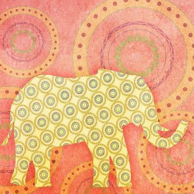 Elephant--Art Print