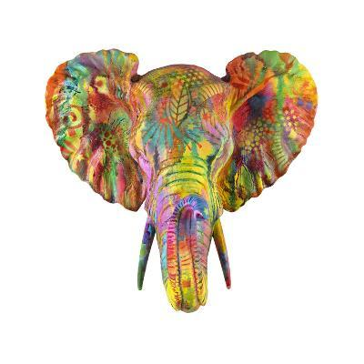 Elephant-Dean Russo- Exclusive-Giclee Print