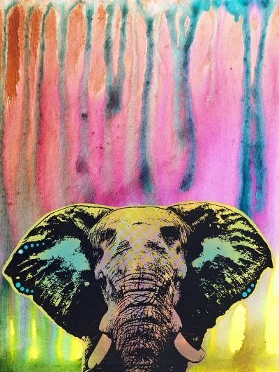 Elephant-Dean Russo-Giclee Print