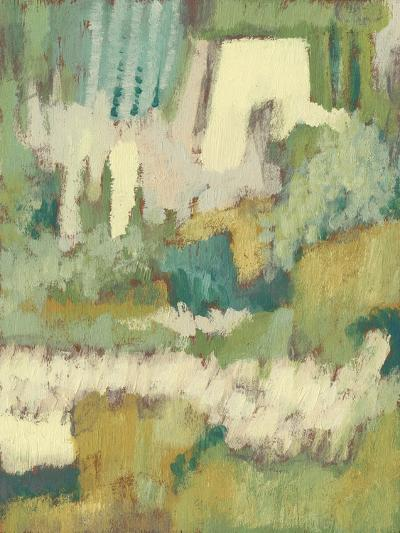 Elevated Garden I-Jennifer Goldberger-Premium Giclee Print
