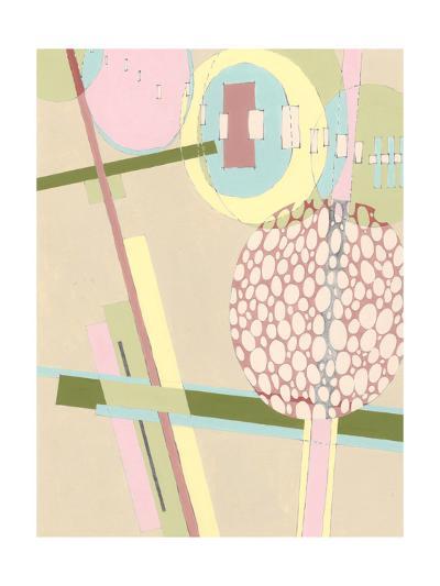 Elevated Pod I-Nikki Galapon-Art Print