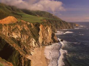 Big Sur, California Coast by Elfi Kluck