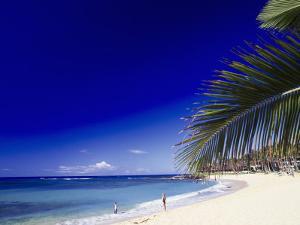 Poipu Beach, Kauai, HI by Elfi Kluck