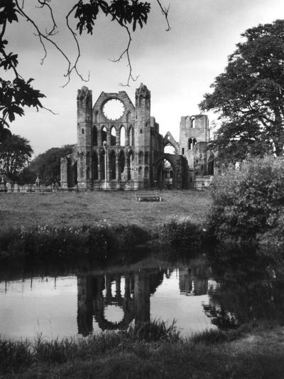 Elgin Cathedral--Photographic Print