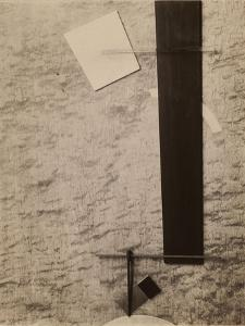 Proun in Material (Proun 83), 1924 by Eliezer Markowich Lissitzky