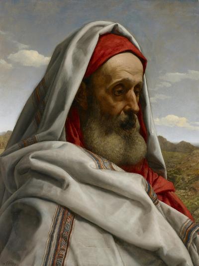 Eliezer of Damascus, 1860-William Dyce-Giclee Print